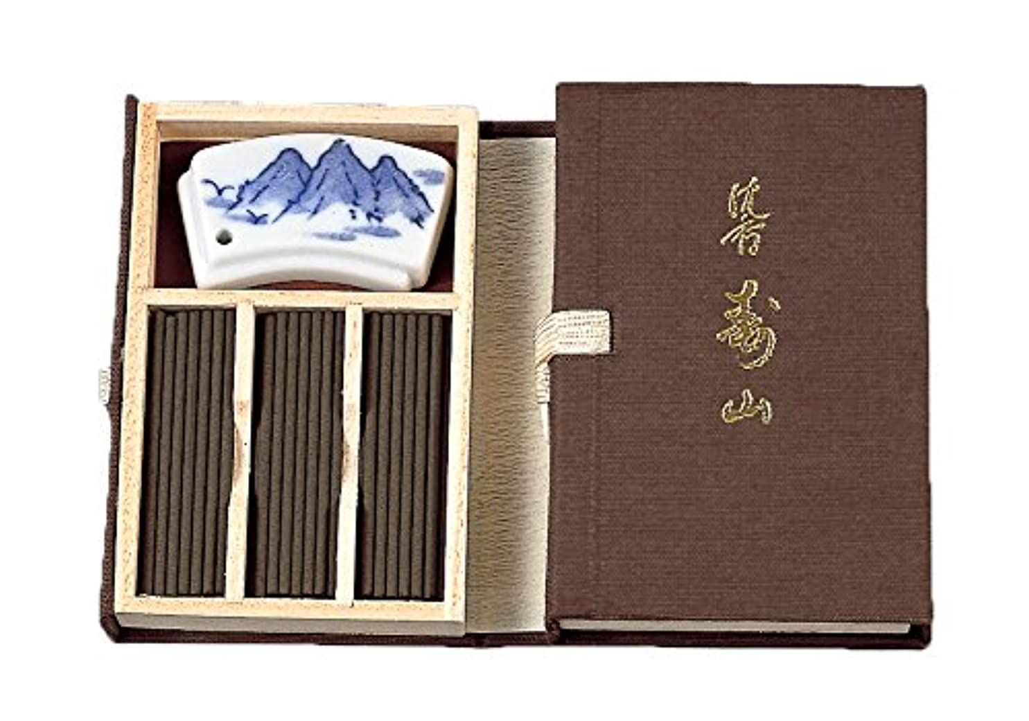 ボード本気災難Nippon Kodo – Jinkoh Juzan – Aloeswood Incense 60 Sticks
