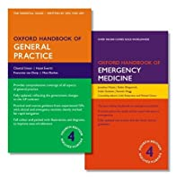 Oxford Handbook of General Practice 4e and Oxford Handbook of Emergency Medicine 4e (Oxford Medical Handbooks) [並行輸入品]