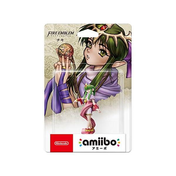 amiibo チキ (ファイアーエムブレムシリーズ)の紹介画像2