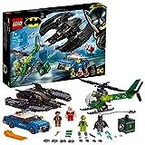 レゴ(LEGO) スーパー・ヒーローズ  バットマン(TM) バットウィングとリドラー(TM) の強盗 76120 ブロック おもちゃ 男の子