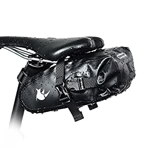 Rhinowalk バイクサドルバッグ 防水 サイクリング テールバッグ リアラック パニエ パック マウンテンロードバイク用
