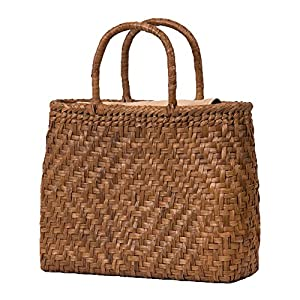 山下工芸(Yamasita craft) 山葡萄コレクション 山葡萄バッグ 網代編み 削皮 16116 M 92376000
