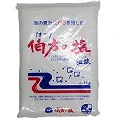 伯方の塩(はかたのしお)1kg [その他]