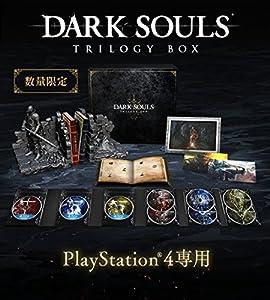 DARK SOULS TRILOGY BOX 【数量限定特典】「上級騎士バストアップフィギュア」 付