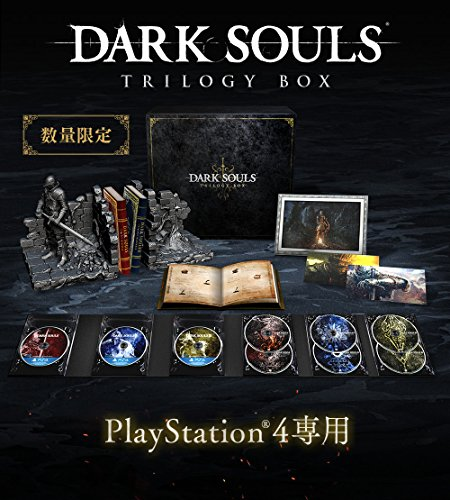 DARK SOULS TRILOGY BOX 【数量限定特典...