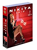 NIKITA/ニキータ 1stシーズン 後半セット(13~22話・5枚組)