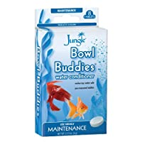 Jungle BB730W Bowl Buddies Water Conditioner Tablets, 8-Count by Jungle