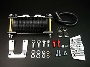 ミニモト モンキーチューニングオイルクーラーセット11段ブラック