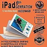 "Apple iPad 9.7"" (6th Gen. 2018) Tablet 32GB WiFi - Space Grey"