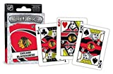 Masterpieces Nhl Minnesota Wild Playing Cards 4