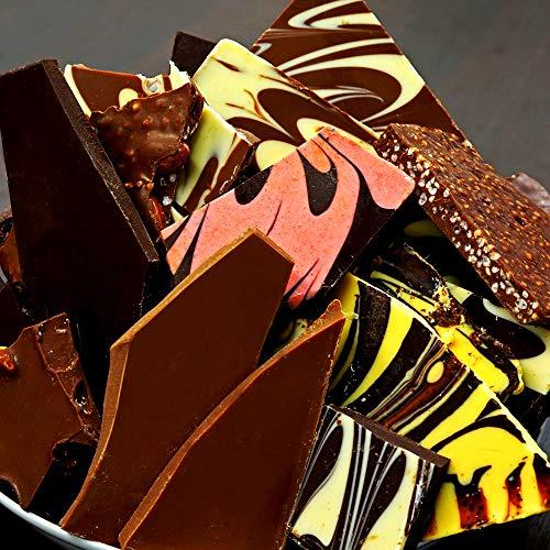 チュベ・ド・ショコラ 選べる割れチョコミックス 12種 1.0kg (ビター多め)