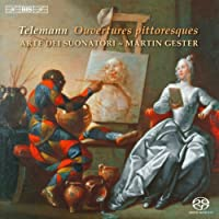 Ouvertures Pittoresques by GEORG PHILIPP TELEMANN (2013-02-26)