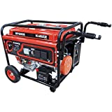 KULLER 18HP 8000w Max/7500w Rated Backup Generator Single-Phase Petrol