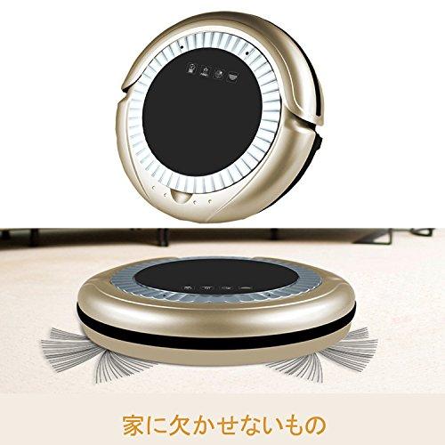 【ベストセラー】Silait 水拭き・乾拭き両対応 ロボット...