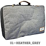 16-17 eb's (エビス) BOOTS CASE 01-HEATHER_GREY エビス ブーツ・ケース ブーツケース