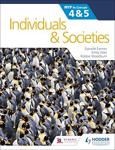 Individuals and Societies for the IB MYP 4&5: by Concept: MYP by Concept (Myp By Concept 4 & 5) (English Edition)