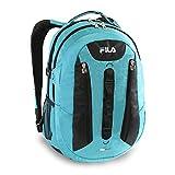フィラ Fila Vertex Tablet and Laptop School Backpack Teal One Size [並行輸入品]