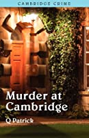 Murder at Cambridge
