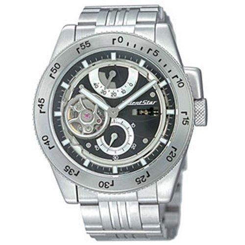 [オリエント]ORIENT 腕時計 ORIENT STAR オリエントスター Retro Future レトロフューチャー モダン カメラモデル WZ0031FH メンズ