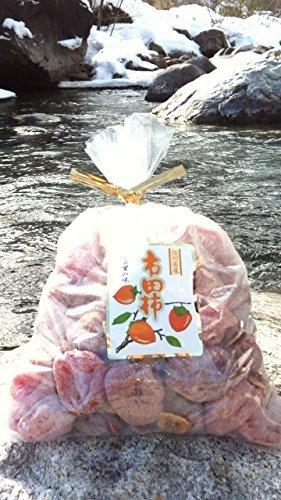 産地直送 長野県 わけあり市田柿 約800g以上入り ふぞろい キズあり 自家用  [訳あり]