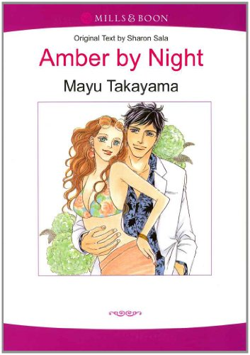 Mills & Boon comics: Amber By Night (English Edition)