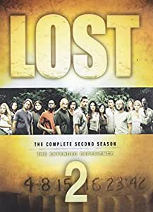 Lost: Complete Second Season [DVD] [Import]