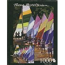 """パトリック・Reidオブライエン"""" Race Day """" 1000ピースパズル"""