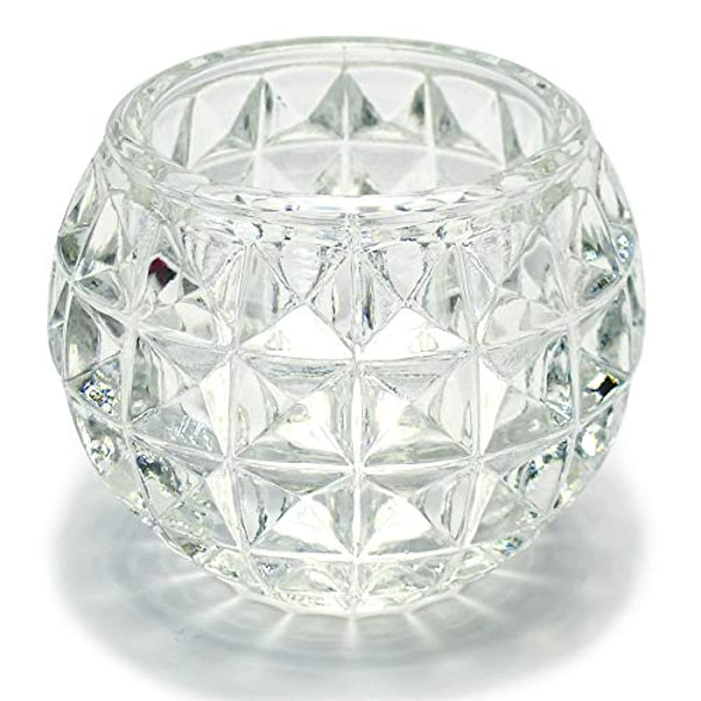 傾向がある頬解決キャンドルホルダー ガラス 5 キャンドルスタンド クリスマス ティーキャンドル 誕生日 記念日