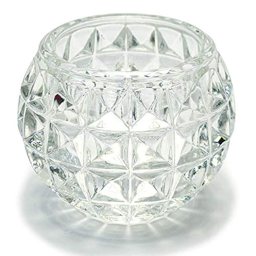 流ブロックオズワルドキャンドルホルダー ガラス 5 キャンドルスタンド クリスマス ティーキャンドル 誕生日 記念日