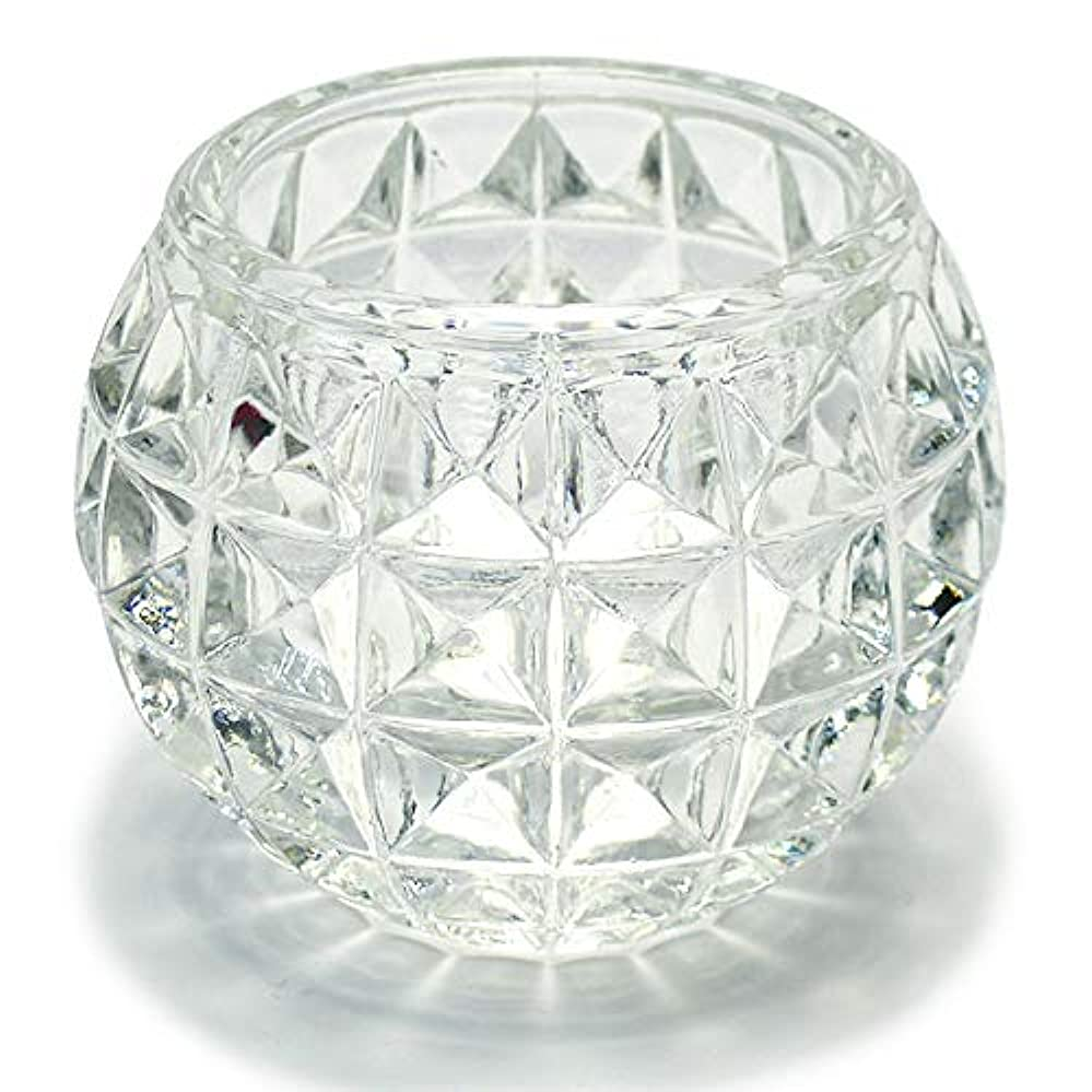 ハイランドボイコットデマンドキャンドルホルダー ガラス 5 キャンドルスタンド クリスマス ティーキャンドル 誕生日 記念日