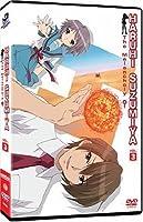 Melancholy of Haruhi Suzumiya 3 [DVD] [Import]