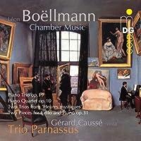 Boellmann: Piano Trio Op. 19 Piano Quar
