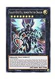 遊戯王 英語版 CROS-EN095 Galaxy-Eyes Full Armor Photon Dragon ギャラクシーアイズ FA・フォトン・ドラゴン (スーパーレア) 1st Edition