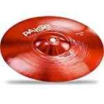 PAiSTE (パイステ) Color Sound 900 Series Splash 10″ RED スプラッシュシンバル 10インチ