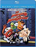 Muppets Take Manhattan [Blu-ray]