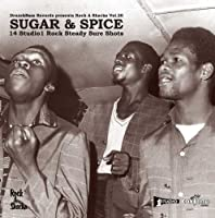 "SUGAR & SPICE ""14 Studio1 Rock Steady Sure Shots"" [帯解説 / 国内盤CD] (DBCD020)"