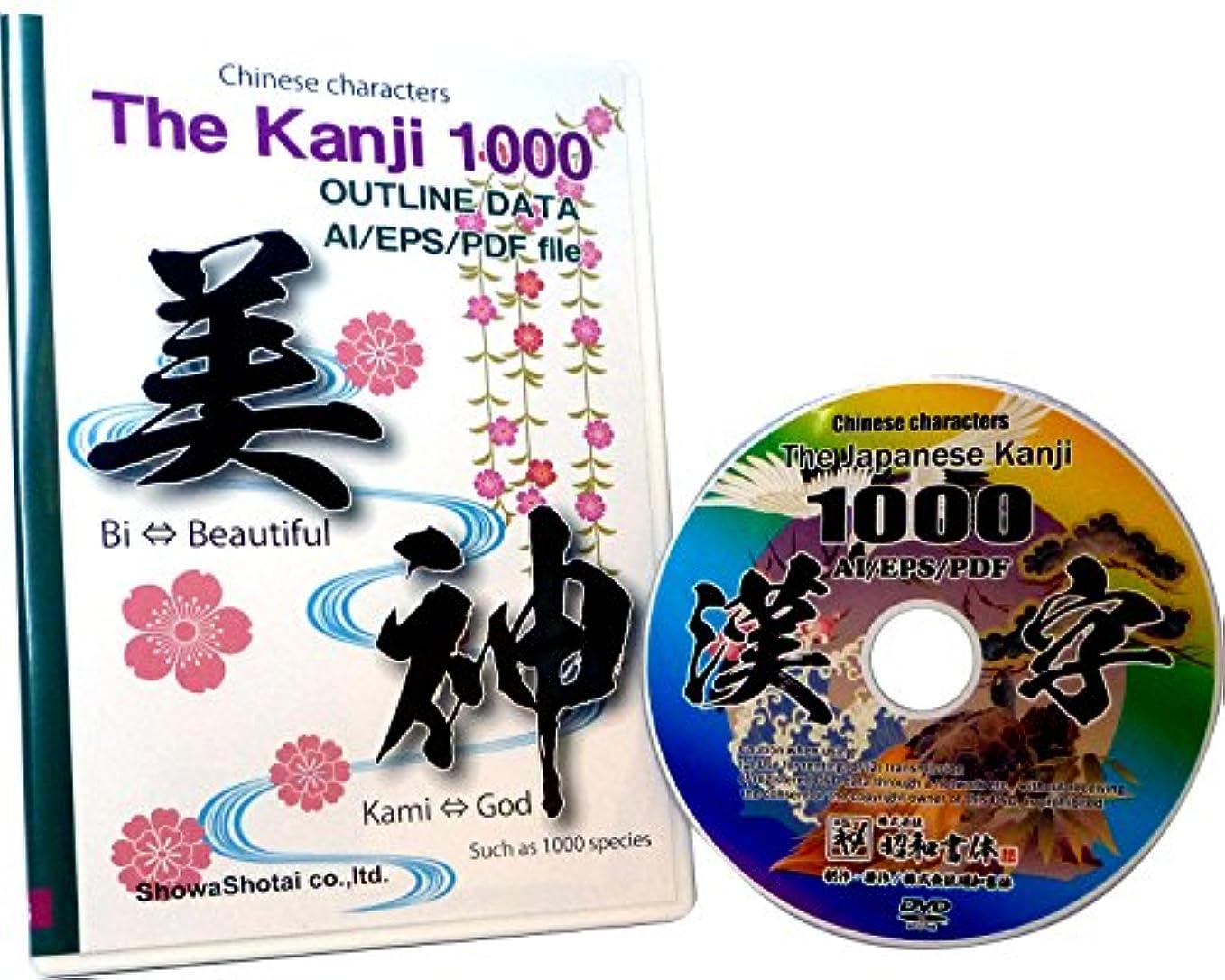 The Kanji 1000