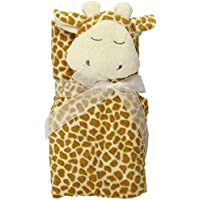 Angel Dear Napping Blanket, Brown Giraffe by Angel Dear