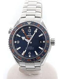 [オメガ]OMEGA 腕時計 シーマスター プラネットオーシャン 600M グッドプラネット GMT コーアクシャル 232.30.44.22.03.001 メンズ 中古