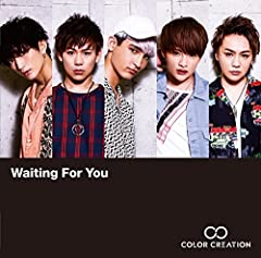 COLOR CREATION「Waiting For You」のジャケット画像