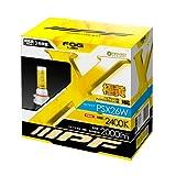 IPF フォグランプ LED PSX26W バルブ イエロー 黄色 ハイエース 2400K 164FLB
