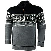 Obermeyer Bryce 1 / 4ジップウールセーター