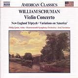 Violin Concerto / Variations on America