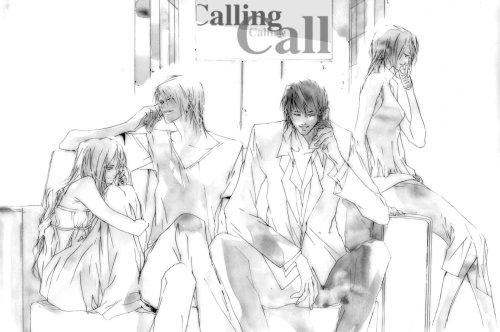 ドラマCD calling ~あなたの言葉で抱きしめて~ 『優しくなだめて』/