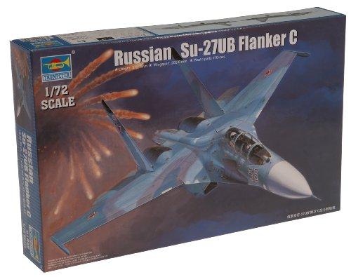 1/72 Su-27UB フランカー C型