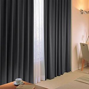 NICETOWN 遮光カーテン 2枚セット グ...の関連商品4