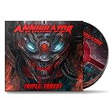 Triple Threat [Blu-ray] [Import]
