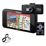 セルスター GPS内蔵 レーダー探知機 + ドライブレコーダーセットCELLSTAR AR-41GA 600