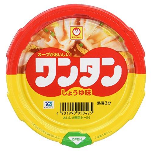 マルちゃん ワンタン しょうゆ味 32g