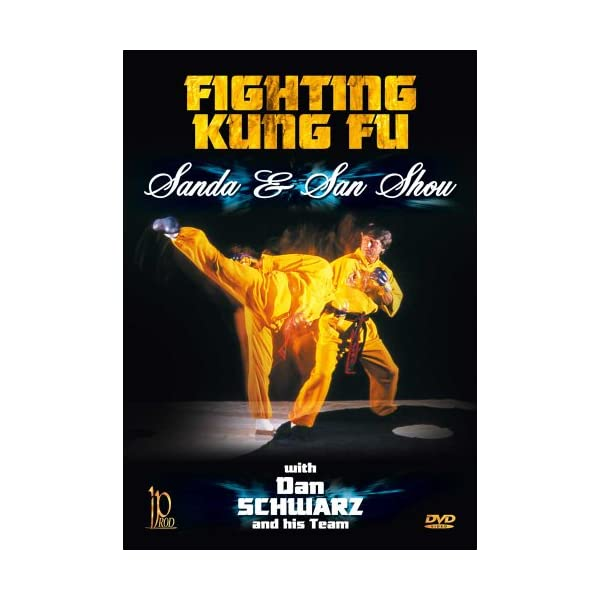 Fighting Kung Fu: Sanda ...の商品画像
